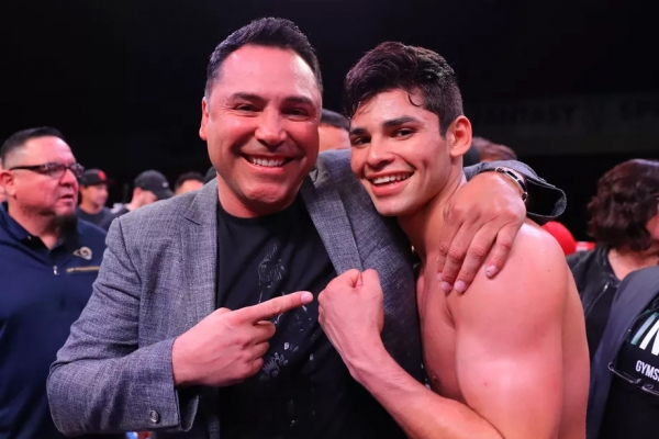Ryan García la emprende contra su promotor De La Hoya | NotiFight